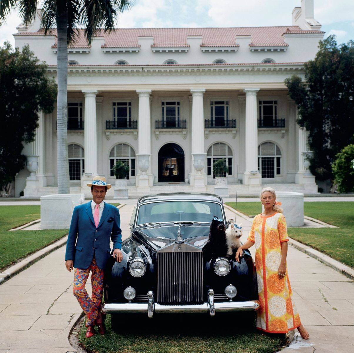 Mr.-and-Mrs.-Leas-at-Flagler-Museum.-1968